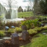 Lakeside Cremation Garden in Washington Memorial cemetery